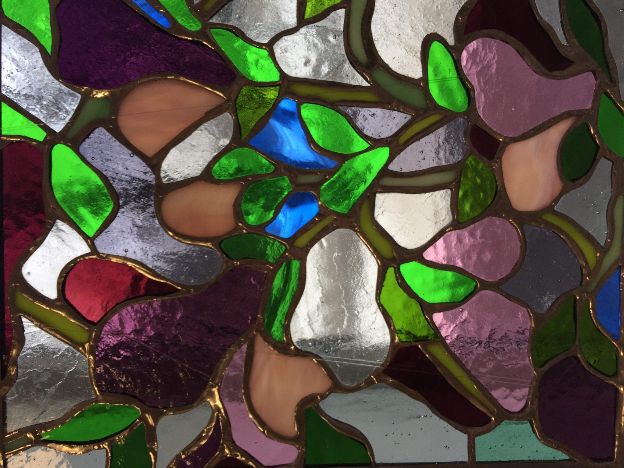 Stained glass Glass Point studio