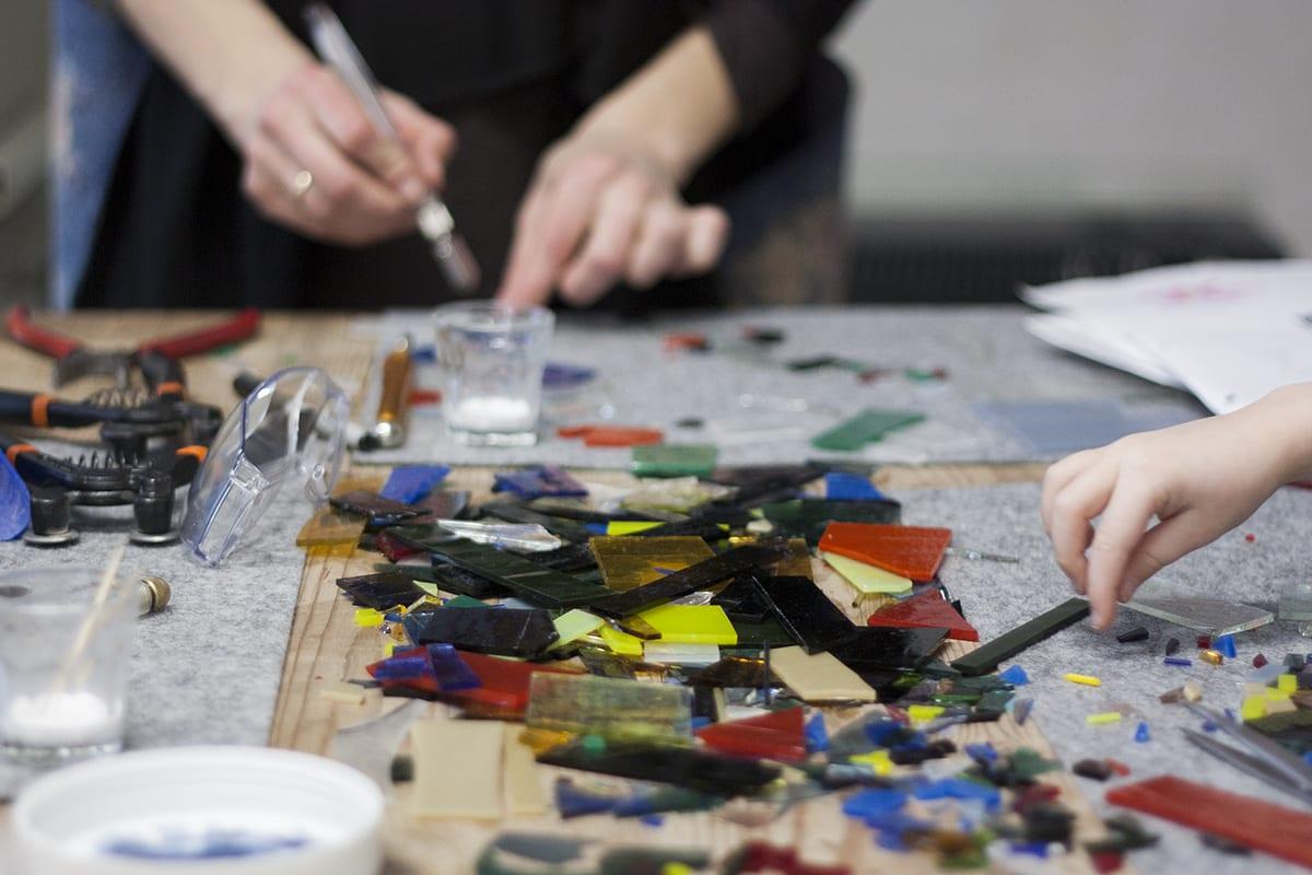 Glass Jewelry Workshop