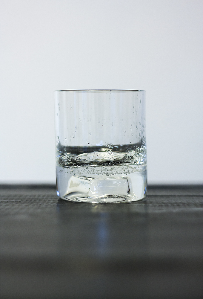 whiskey glass made to order