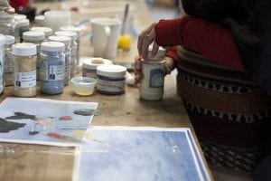 Artist Studio Space, Glass Point