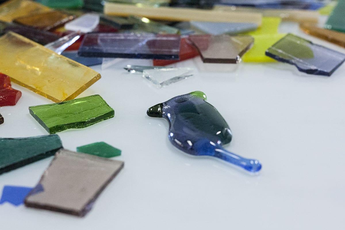 Seasonal glass decoration workshop. Glass Point