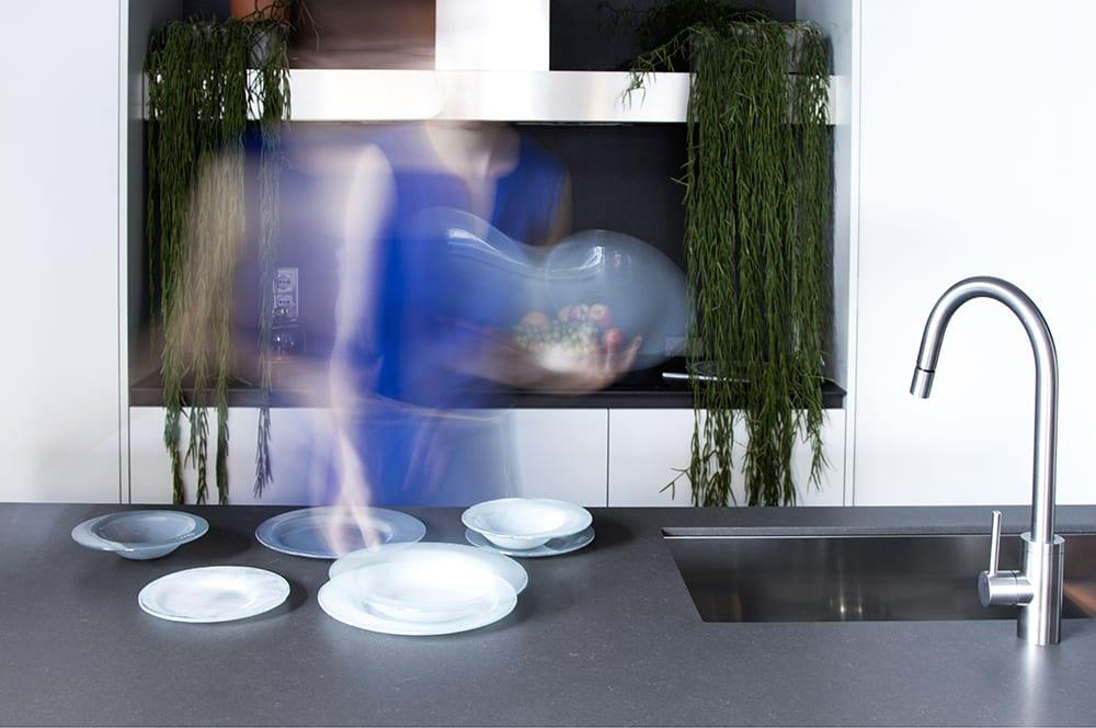 """Наборы стеклянной посуды """"Эйдос"""". Комбинируйте формы и цвета. Ручная работа. В интерьере. Glass Point"""
