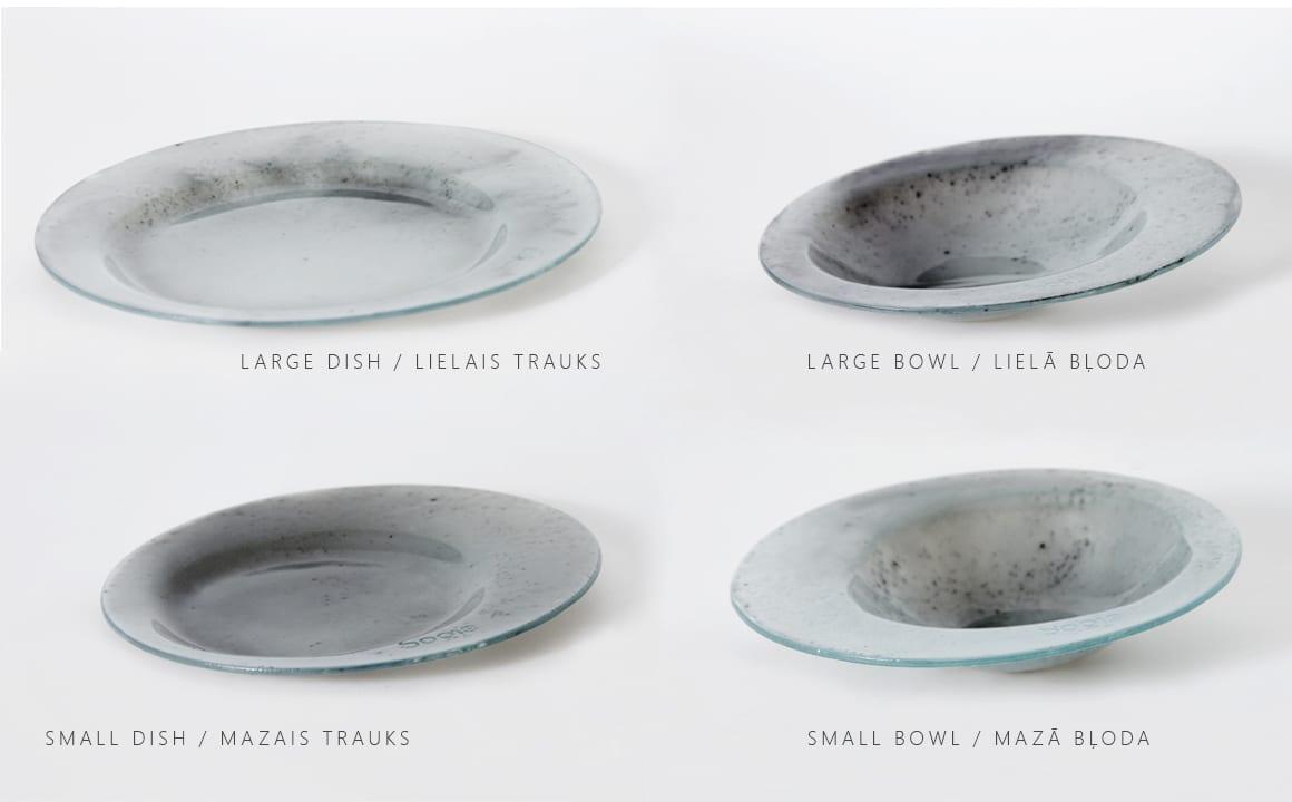 """Наборы стеклянной посуды """"Эйдос"""". Комбинируйте формы и цвета. Ручная работа. Glass Point"""