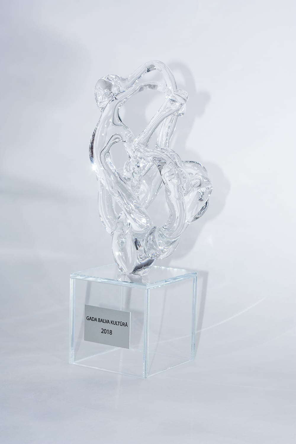 Awards and Trophies from Glass. Annual Culture Award. Glass Point