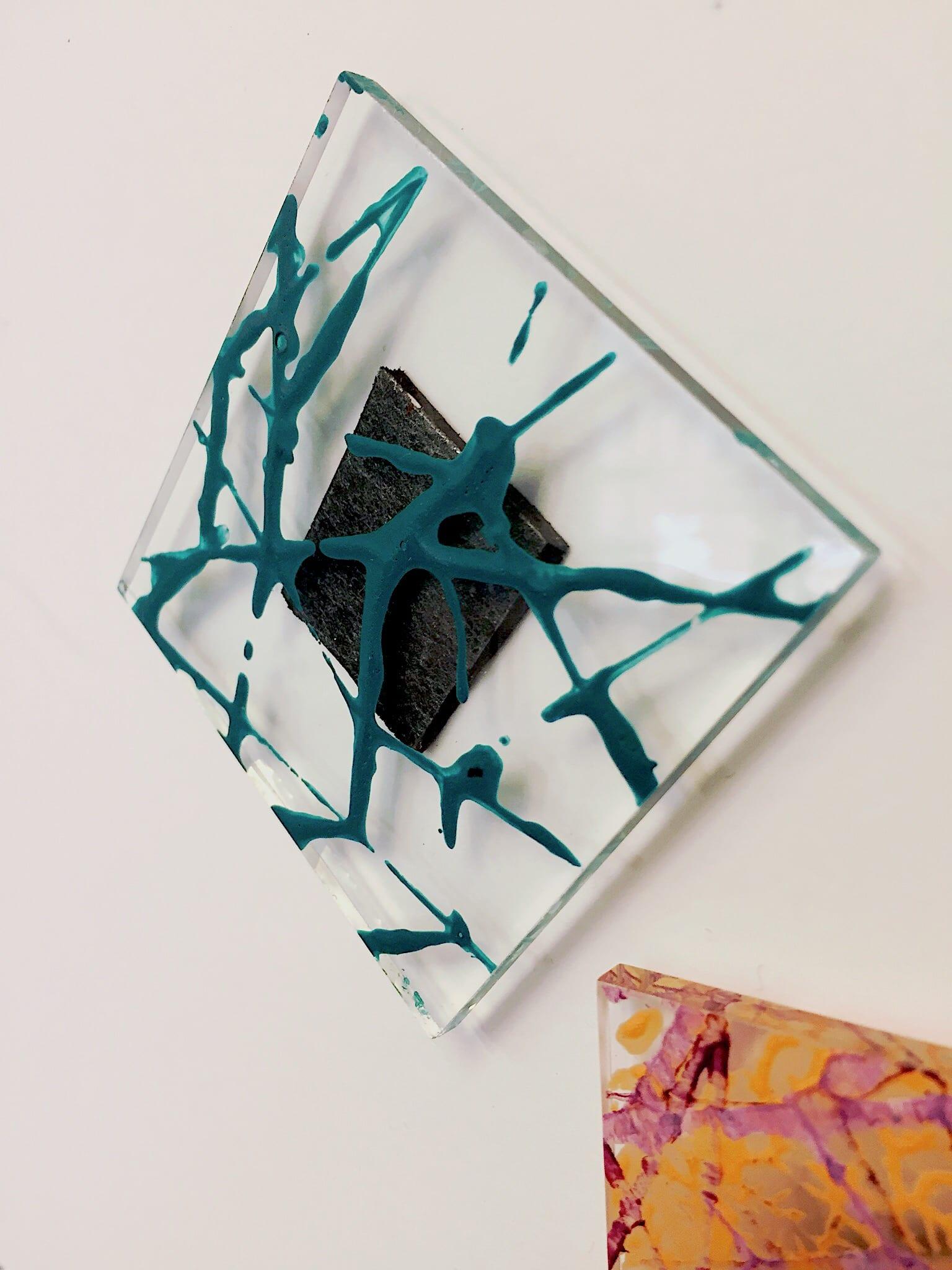 Мастер-класс по изготовлению стеклянных магнитов, Glass Point