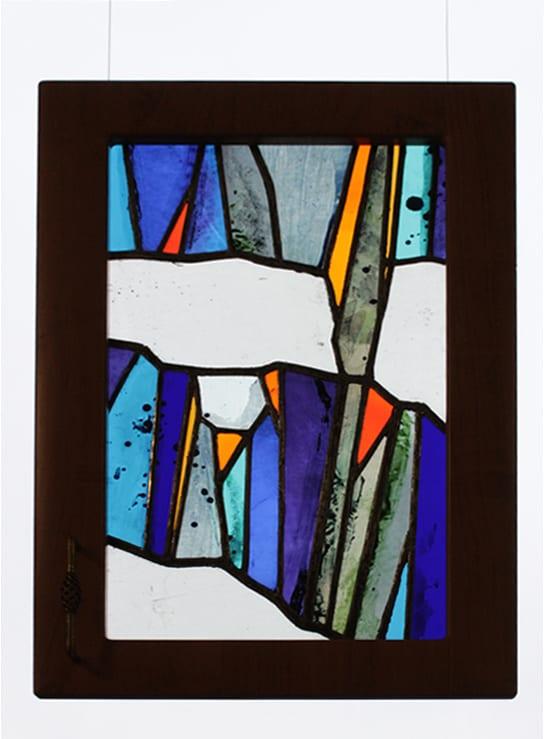 Custom Handmade Stained Glass. Artist - Anna Varnase. Glass Point