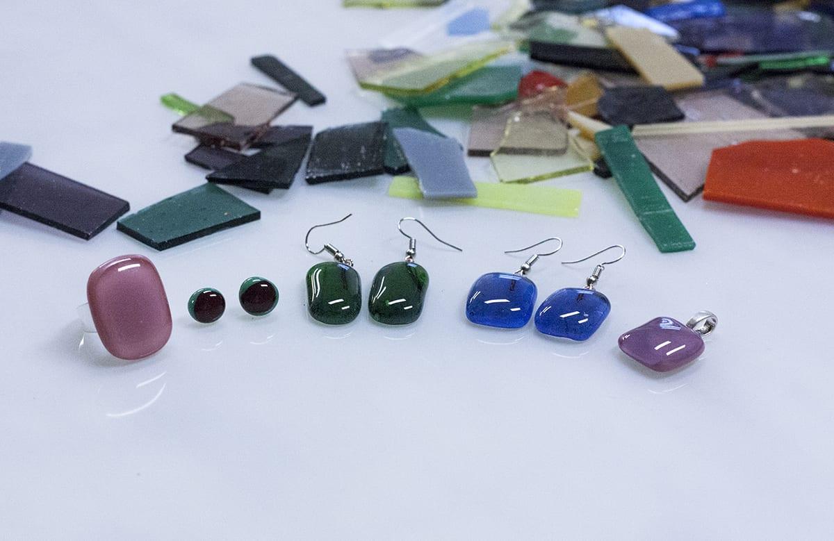 Мастер-класс - Ювелирные изделия из стекла. Glass Point