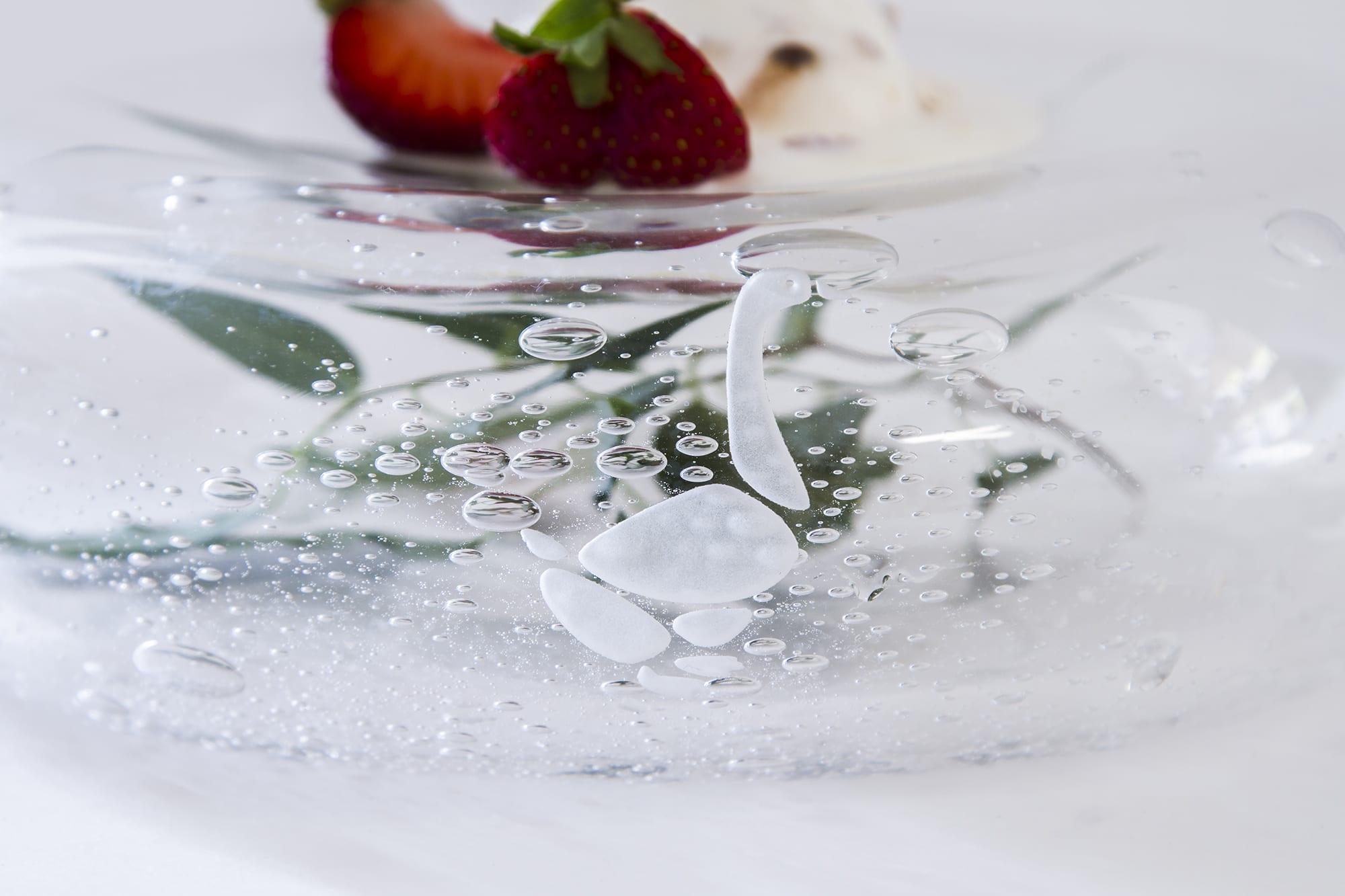 Custom handmade Glass Items. Glass plate. Glass Point
