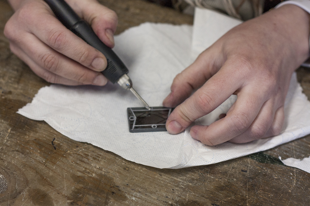 Процесс изготовления корпоративных подарков и стеклянных сувениров . Glass Point