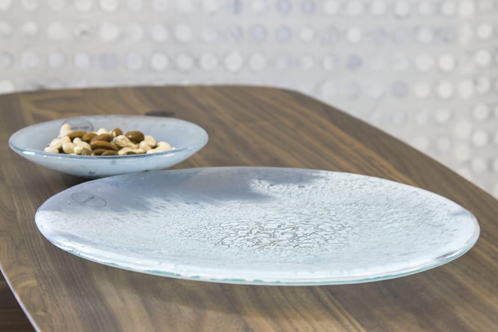 Kolekcija Coloursplash. Eleganti stikla trauki. Izvēlieties individuālu krāsu, izmēru un formu. Glass Point